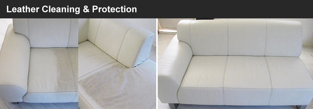 Leather Cleaning and Protection Service